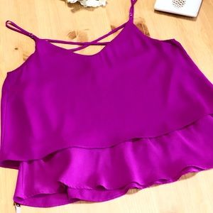 ONE Clothing Brand, Bougainvillea Color, Size  XS